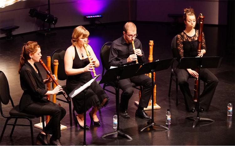 Flûte Alors! Quartet