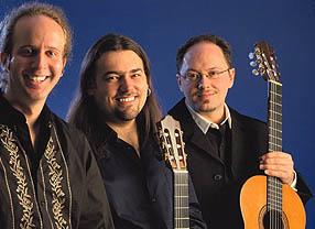 Montréal Guitar Trio
