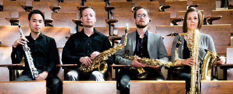 Proteus Quartet